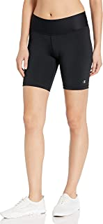 Champion Women's Absolute Bike Short With Smoothtec Waistband Short (pack of 1)