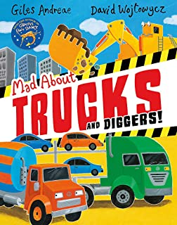 Mad About Trucks and Diggers!
