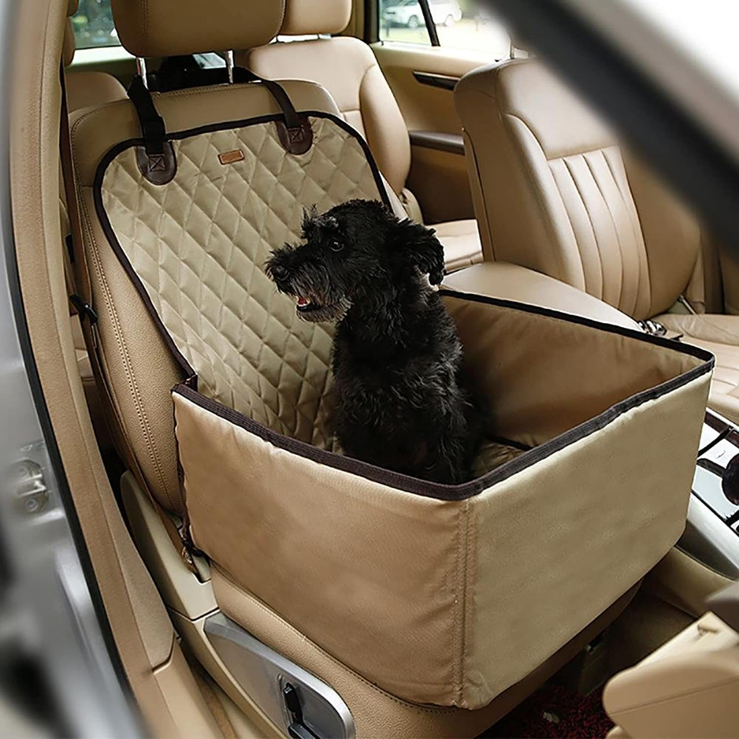 Myyxt Dog Pet Car Mat Thickened Waterproof Front Row Single Seat