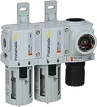 PneumaticPlus PPC2C-N02DG Mini Three Stage Air Drying System, 1/4