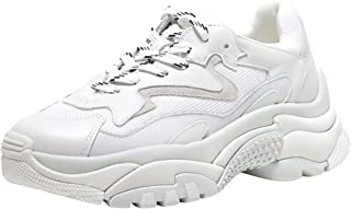 ASH Women's Leather Addict Trainers White