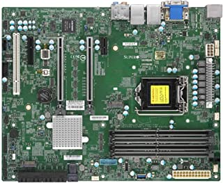 Supermicro Motherboard MBD-X11SCA-F-O Core i3 S1151 C246 Up to 64GB PCIe SATA ATX Retail
