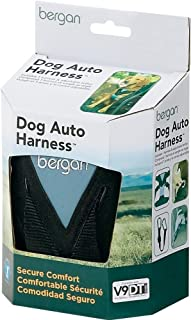 Bergan Dog Auto Harness with Tether