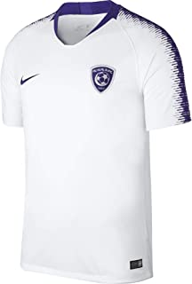 Nike 2018-2019 Al Hilal Away Football Soccer T-Shirt Jersey