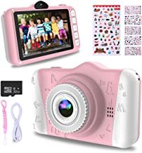 WOWGO Kids Digital Camera - 12MP Children's Camera with...