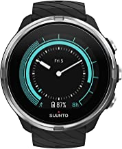 Suunto 9, GPS Sports Watch with Long Battery Life and Wrist-Based Heart Rate
