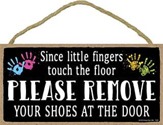 Best shoe free home sign Reviews