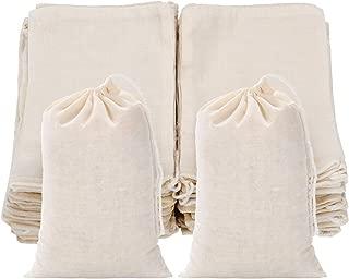 custom muslin bags