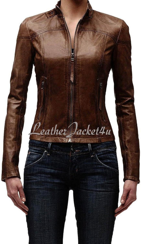LeatherJacket4u Women Leather Jacket 26