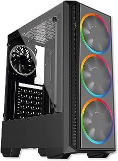 PC Gamer AMD Ryzen 5 (Placa de vídeo Radeon VEGA 11) 8GB DDR4 HD 1TB 500W Skill Cool