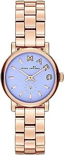 Marc Jacobs Baker Mini Blue Dial Women Watch MBM3285