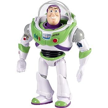 Mattel-GGP60 Toy Story Figura Buzz Lightyear, Multicolor (GGP60 ...