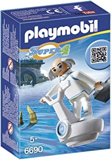 PLAYMOBIL® Super 4 Dr. X Figure Building Kit