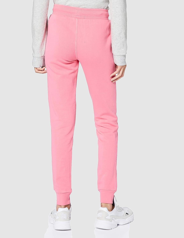 Superdry Superstate Jogger Ub Pantalon Femme Rose (Aurora Pink Nuk)