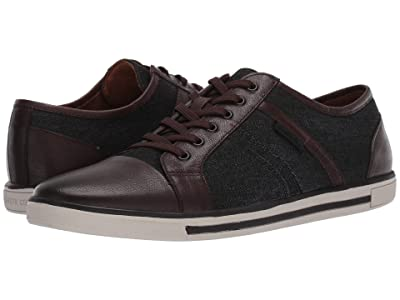 Kenneth Cole New York Initial Step (Black/Brown) Men
