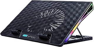 Notebook Cooler Pad Laptop Kylkuddar Laptop Kylning Stativ Gaming Laptop Kylkull för skrivbord USB Powered