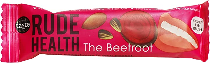 Rude Health 20 OFF The Beetroot snack bar 35g Estimated Price : £ 7,39