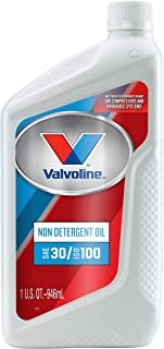Valvoline Daily Protection Non-Detergent SAE 30 Conventional Motor Oil 1 QT
