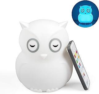 bblüv - Hibü - Silicone Portable Night Light