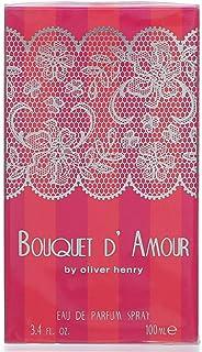 Oliver Henry Bouquet D'Amor Eau De Parfum For Unisex, 100Ml