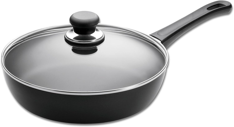 Scanpan Classic Covered Saute Pan, 10.25-Inch
