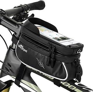 WOTOW Bicicletas bolsa de teléfono celular, Bicicletas de