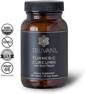 organic curcumin