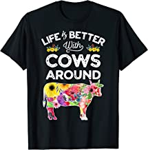 life is better with cows around
