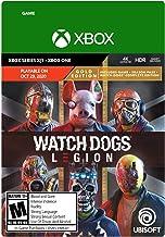 Watch Dogs: Legion Xbox Series X S, Xbox One Gold Edition [Digital Code]