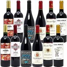 ヴェリタス シニアソムリエ厳選 直輸入 赤ワイン 12本セット ((W0AK42SE)) (750mlx12本 (6種類各2本) ワインセット)