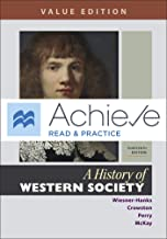 Achieve Read & Practice for a History of Western Society, Value Edition Six Months Access