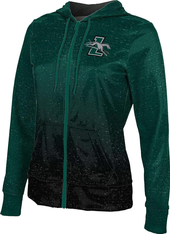 ProSphere Loyola University Maryland Girls' Zipper Hoodie, School Spirit Sweatshirt (Ombre)