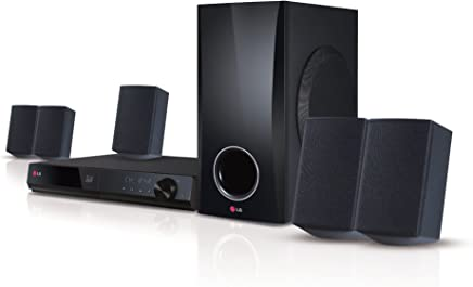 LG Electronics BH5140S 500W Blu-Ray Home Theater System with Smart TV (2014 Model)