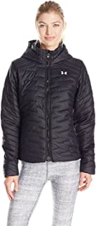 Under Armour Women's ColdGear Reactor Hooded Jacket