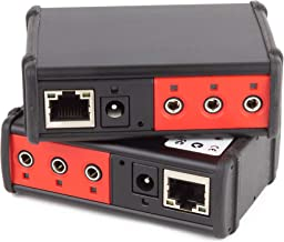 Global Caché IP2IR iTach TCP/IP to IR Converter - Connects Infrared Control Devices to a Wired Ethernet (2-Pack)