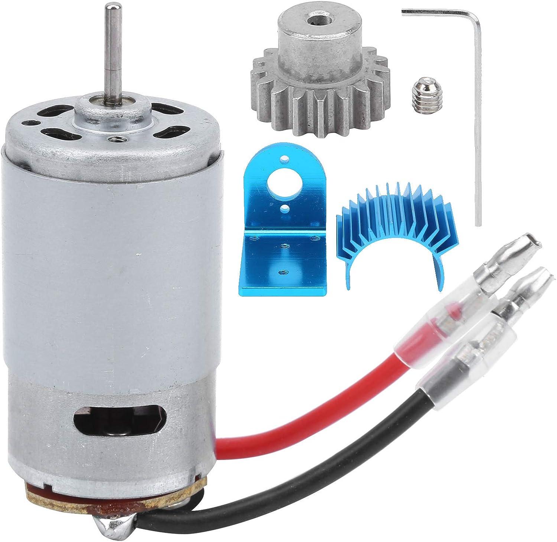 VGEBY RC Car Motor,390 Motor Heatsink Torqu High with Max 58% Wholesale OFF