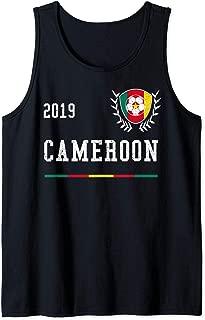 Best cameroon sleeveless football shirt Reviews