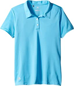 Tournament Short Sleeve Polo (Big Kids)