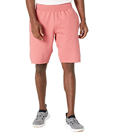 Champion LIFE Reverse Weave(r) Cut Off Shorts (Siesta Pink) Men