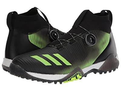adidas Golf Codechaos BOA (Core Black/Signal Green/Dark Solid Grey) Men