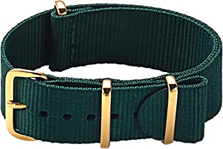 Best nato strap gold hardware Reviews