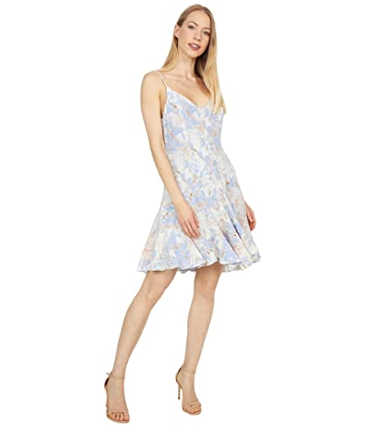 ASTR the Label Godet Slip Dress