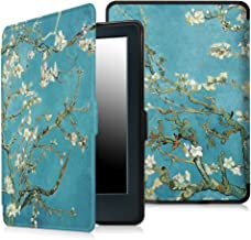 Fintie Case for All-New Kindle E-Reader (8th Generation 2016) - The Thinnest and Lightest Slim Shell Cover Auto Wake/Sleep for Amazon All-New Kindle (6