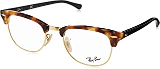 Ray-Ban Unisex RX5154 Clubmaster Eyeglasses