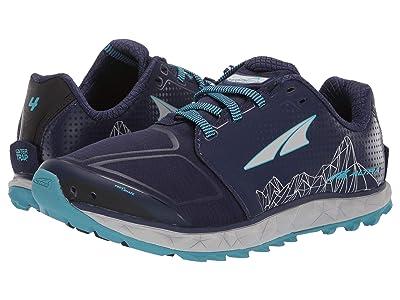 Altra Footwear Superior 4 (Dark Blue) Women