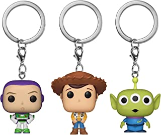 Funko Pop! Keychains: Toy Story (Set of 3)