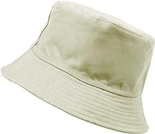 start-imagine 1 PC Candy Color Fisherman Hat for Women Men DIY Portable Folding Hat Spring Summer Outdoor Sunshade Hat
