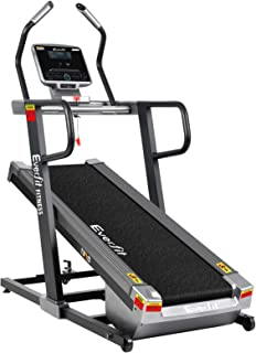 Everfit Home Treadmill 4HP 40% Auto Incline Electric Running Exercise Machine 150KG Capacity 3S Shock Absorption LCD Displ...
