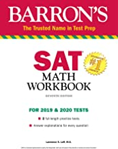 SAT Math Workbook (Barron's Test Prep) PDF