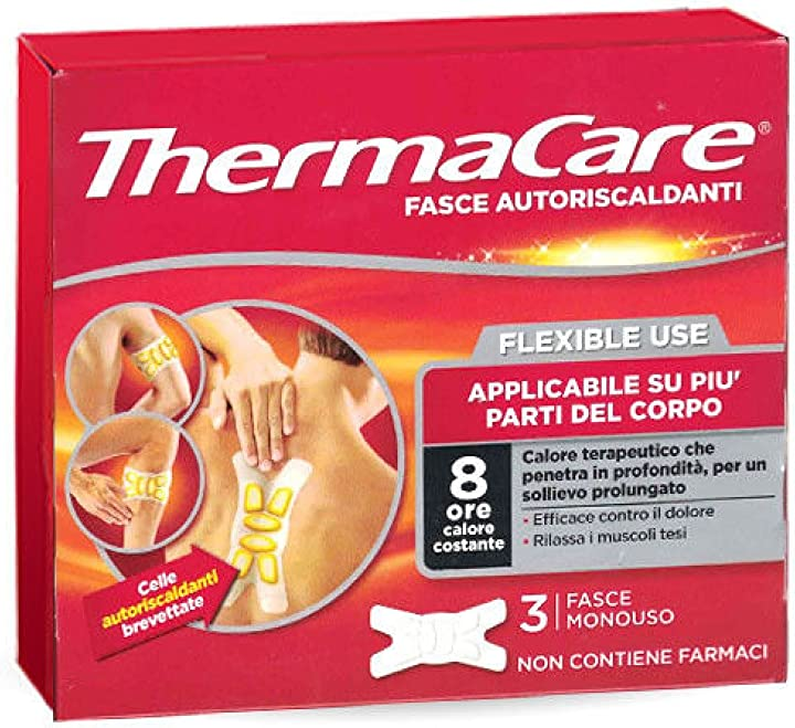 Thermacare flexible use - 10 gr THE0100005